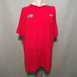 NWOT College Football Under Armour Men's 3XL Tee